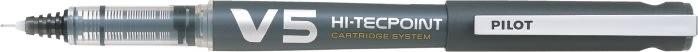 Pilot BegreenHi-tecpoint V5 rollerpen, 0,3mm, sort
