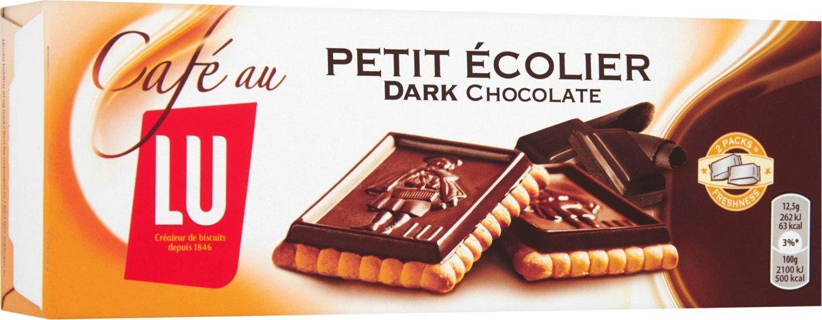 Café au LU Petit Ecolier Dark