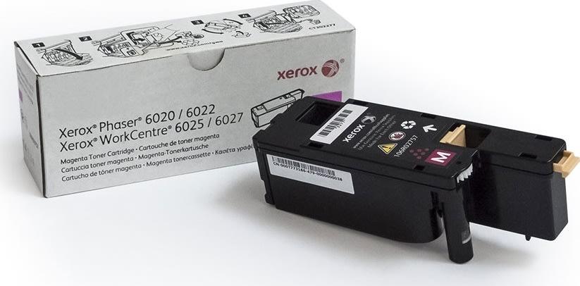 Xerox 106R02757 lasertoner magenta, 1000s