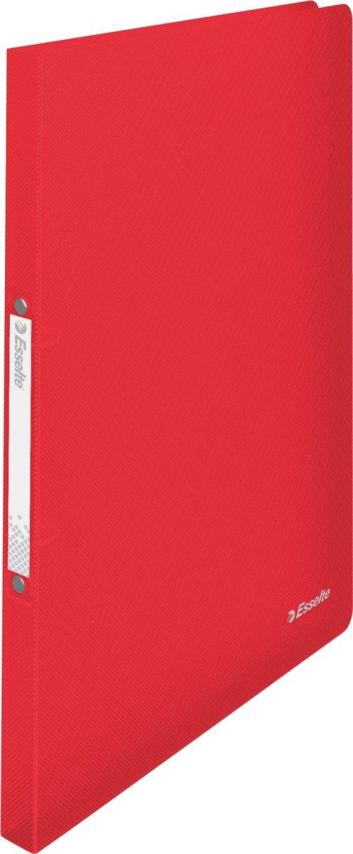 Esselte Vivida Ringbind A4, rød