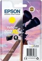 Epson T502 XL blækpatron gul, 6.4ml