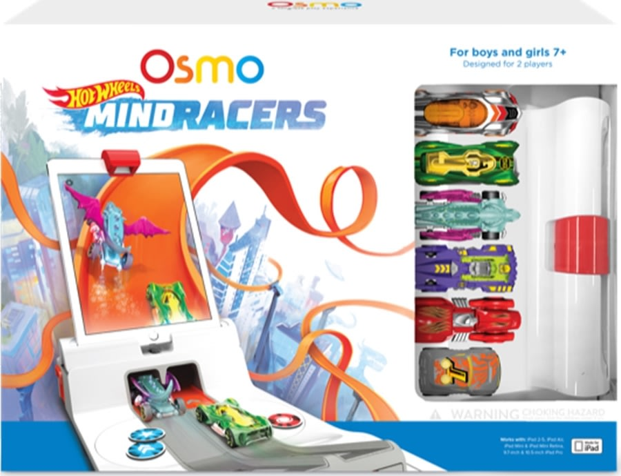 Osmo Hot Wheels MindRacers Kit
