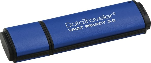 Kingston DataTraveler Vault Privacy 3.0 USB - 32GB