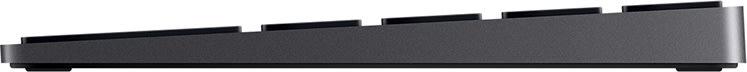 Apple Magic numerisk keyboard, Dansk - Space Grey