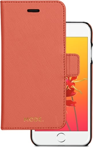 dbramante1928 Case NY iPhone 8/7/6/6S, Rusty Rose