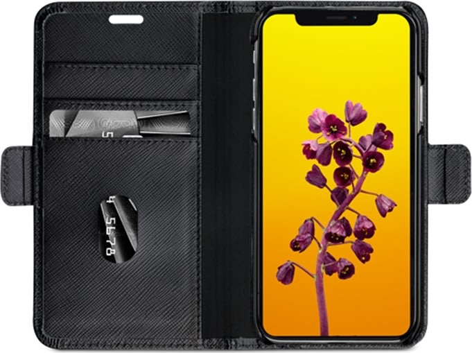 dbramante1928 Case NY iPhone X, Night Black