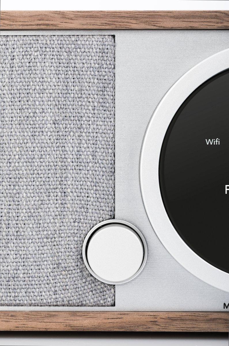 Tivoli Audio One Digital DAB+radio, valnød/grå