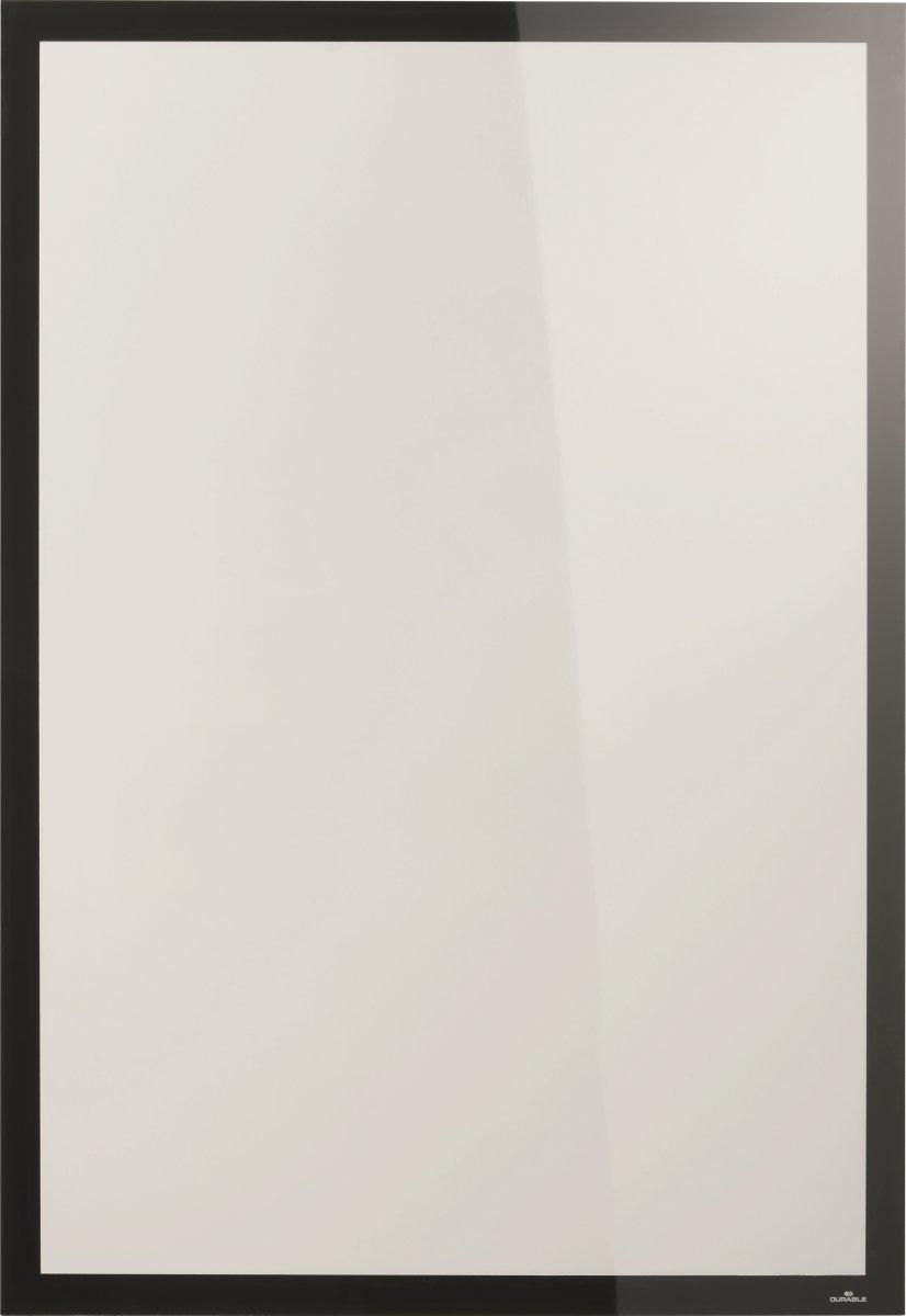 Durable Poster Sun Magnetramme A1, sort