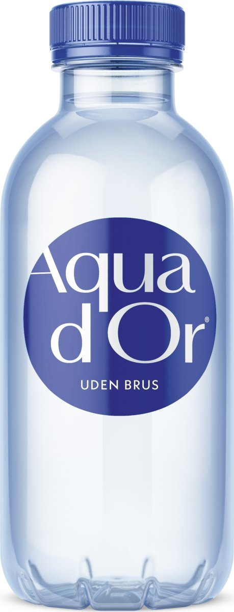 Aqua d'or kildevand 0,30 l, inkl. pant