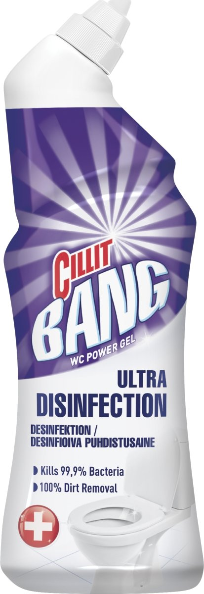 Cillit Bang Snavs & Toilet, 750 ml