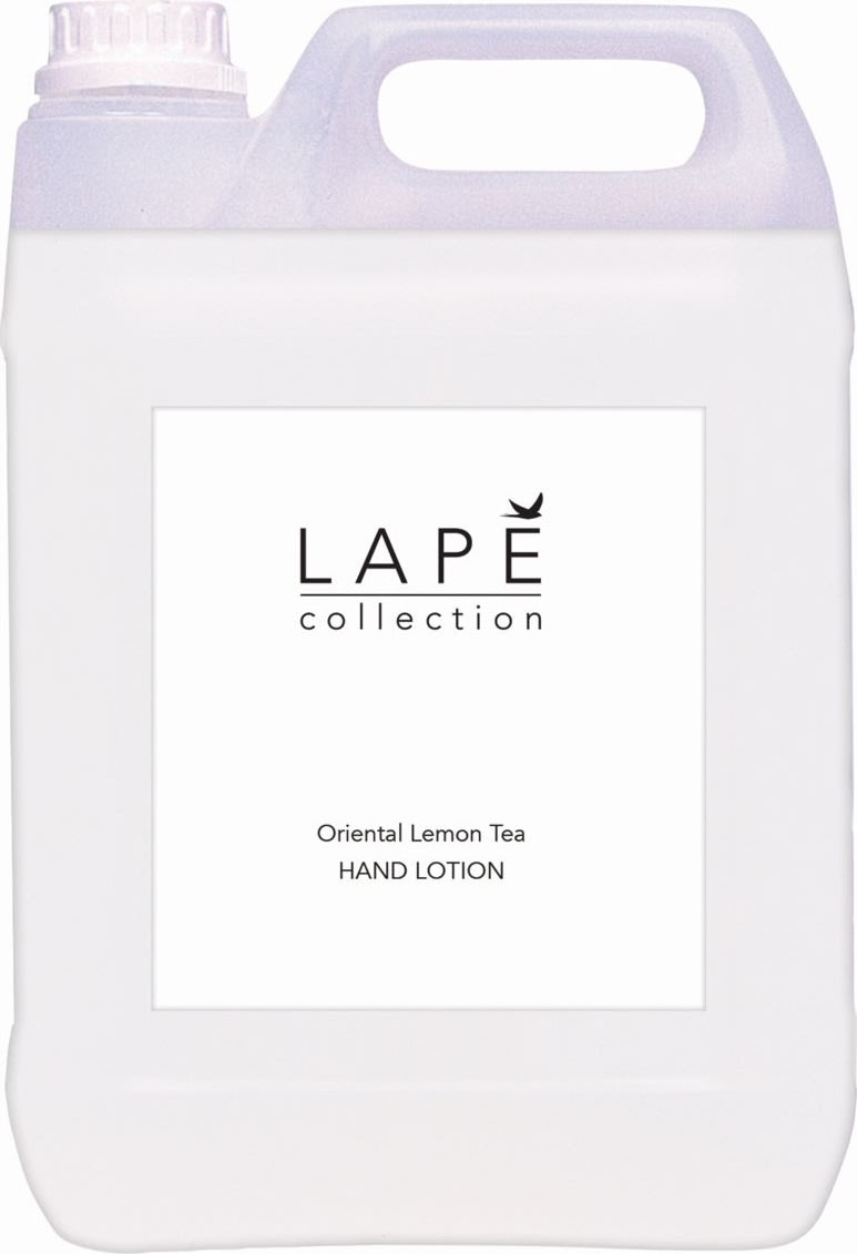 LAPE Oriental lemon tea hand & body lotion, 5 L