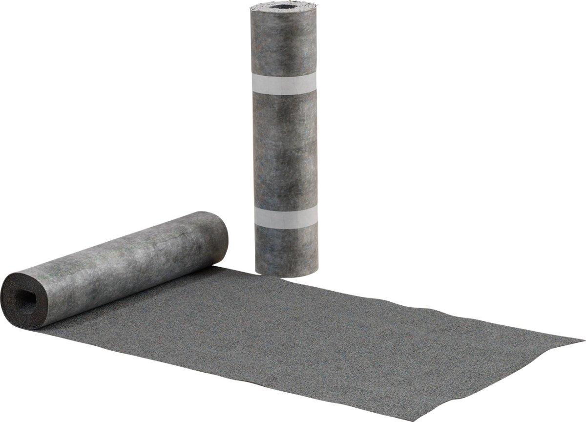 PLUS tagpap til legehus, 0,7 x12 meter (2 ruller)
