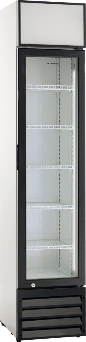 Scandomestic SD 216-1 Displaykøleskab, 160 liter