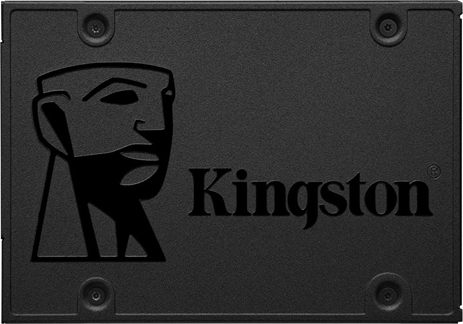 "Kingston A400 ekstern harddisk SSD 2.5"" - 120 GB"
