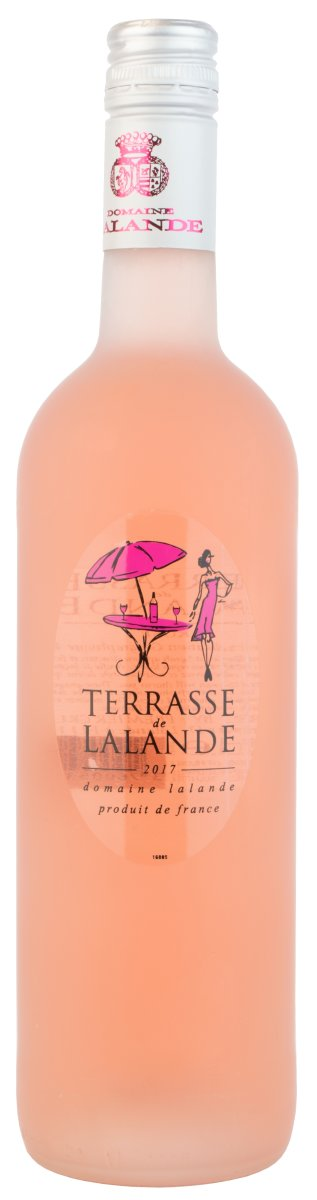 Rosé Pays D'OC Terrasse de Lalande, rosé