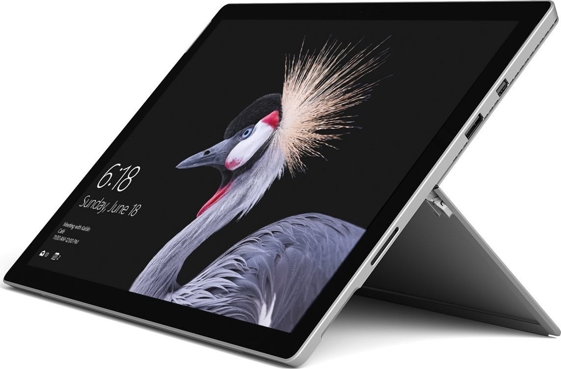 Microsoft Surface Pro 128GB, i5, 8GB (Nordisk)