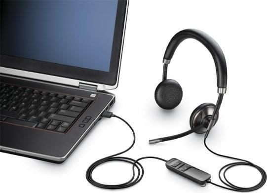 Plantronics Blackwire C725-M USB-ledningsheadset