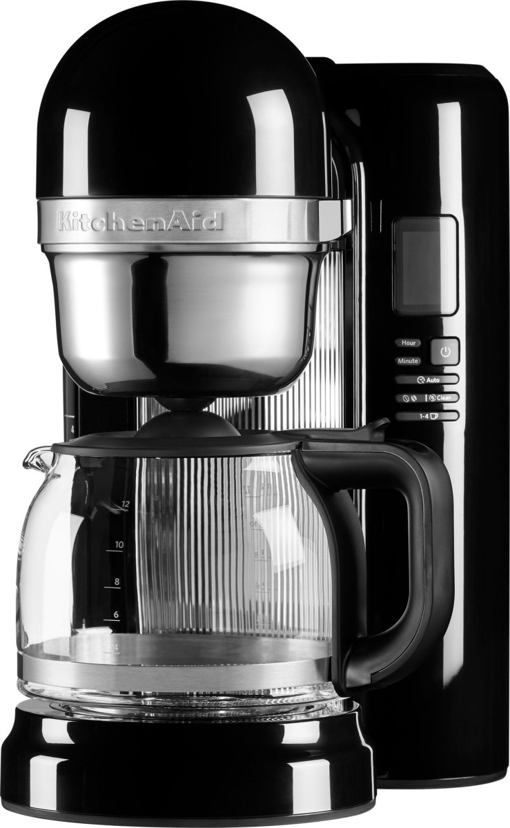 KitchenAid One Touch kaffemaskine sort, 1.7L