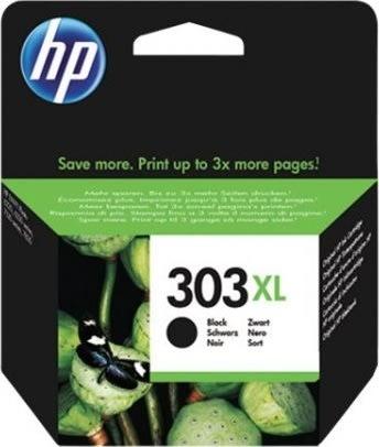 HP No303XL sort blækpatron, blister, 12ml
