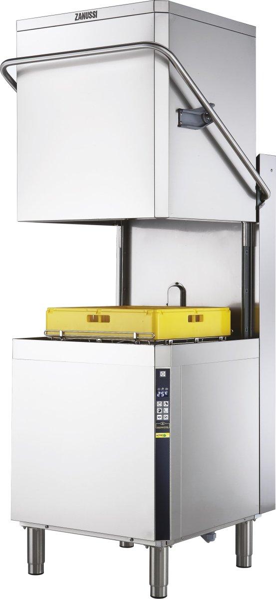 Zanussi LS14 hætteopvaskemaskine sæbe+afløbspumpe