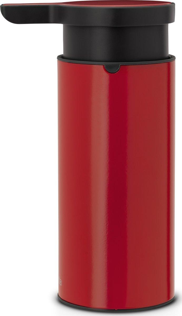 Brabantia Sæbedispenser, rød