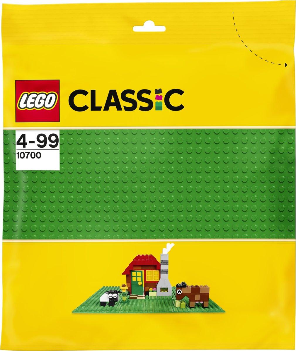 LEGO Classic 10700 Grøn byggeplade