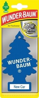 Wunderbaum luftfrisker, New Car Smell