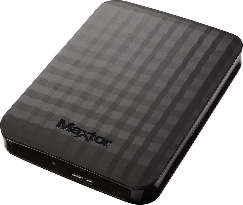 Maxtor M3 4TB ekstern harddisk