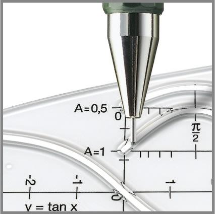Faber-Castell TK-Fine Stiftblyant 1,0 mm