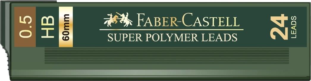 Faber-Castell Super Polymer Stifter 0,5 mm HB