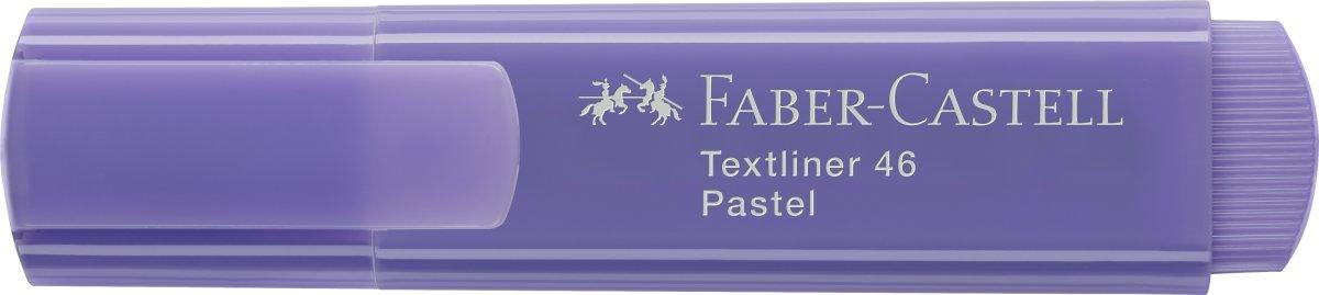 Faber-Castell Textliner, pastel lilla
