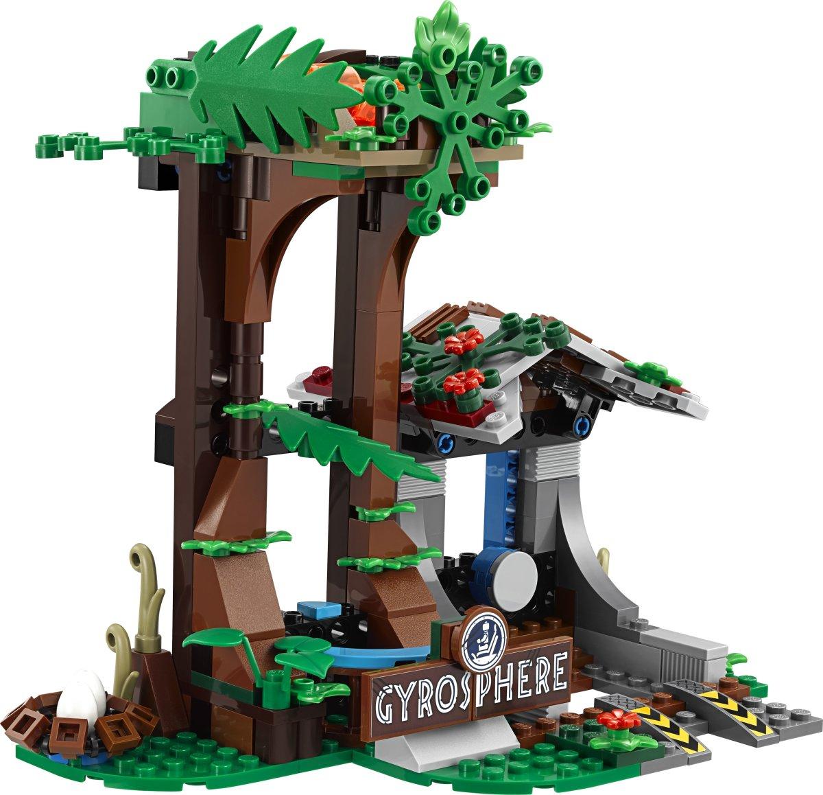 LEGO JW 75929 Gyrokugleflugt carnotaurus, 7-12 år