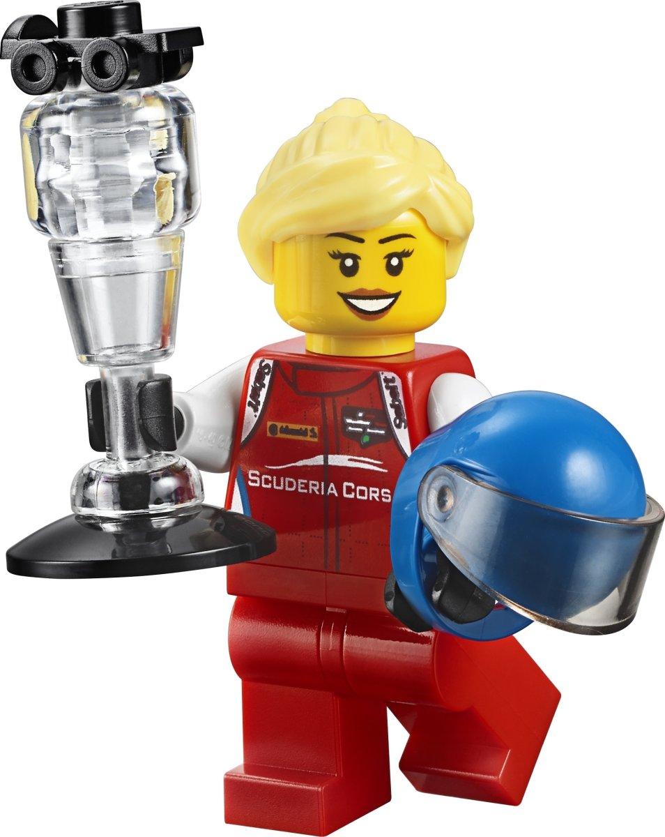 LEGO Speed C. 75886 Ferrari 488 GT3, 7-14 år