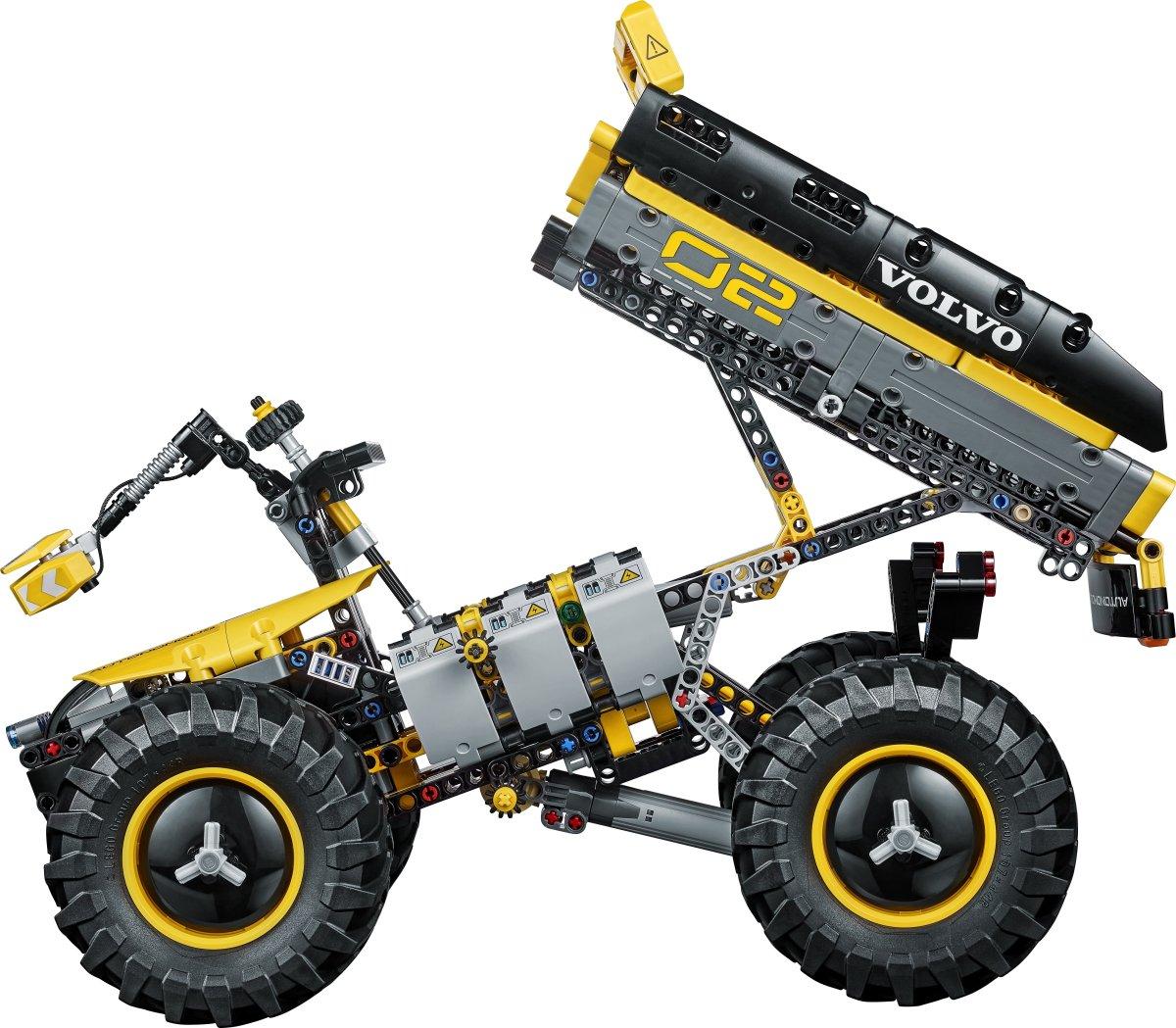 LEGO Technic 42081 Volvo Gummiged ZEUX, 10-16 år