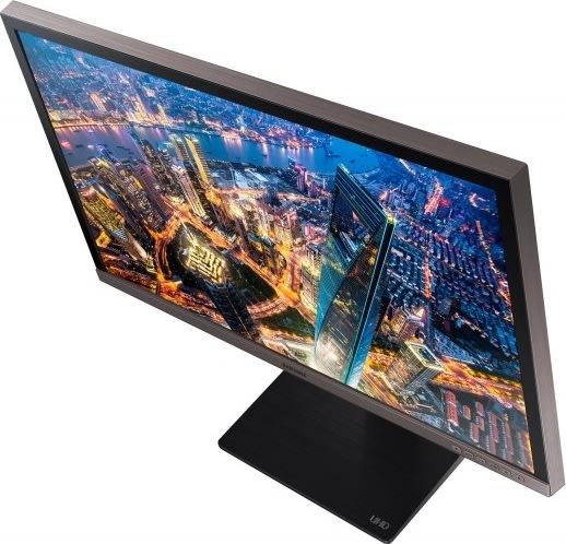 "SAMSUNG U28E850 28"" UHD monitor"