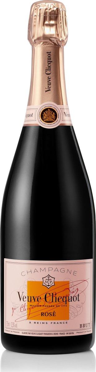 Veuve Clicquot Rosé, champagne 75 cl