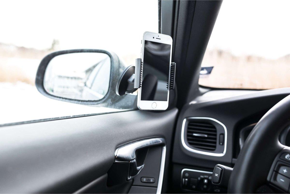 GEAR Mobilholder med kort arm