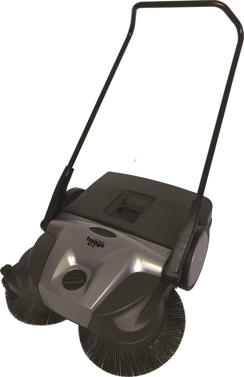 Haaga fejemaskine 477 Black Edition - 3000 m2/time