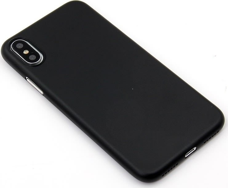 Twincase iPhone Xs case, sort