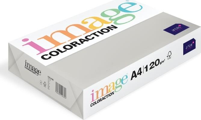Image Coloraction A4, 120g, 250ark, grå
