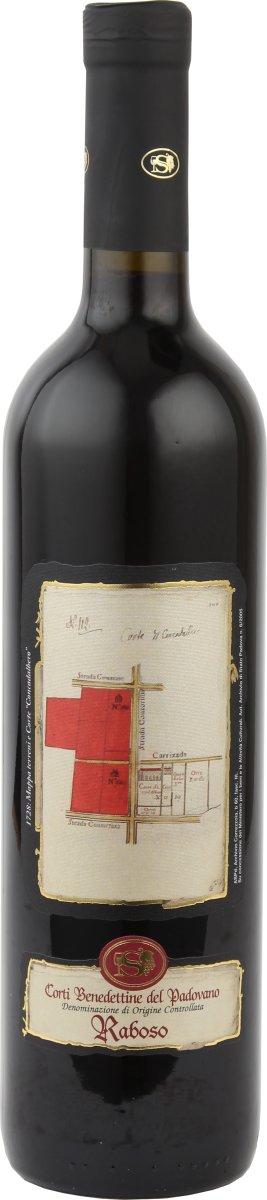 Corti Benedettine d.Pad. Raboso DOC, rødvin