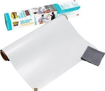 Post-it® Super Sticky Dry Erase Film, 60,9x91,4 cm