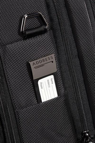 "Samsonite Pro DLX 5 Bailhandle taske 15.6"", sort"