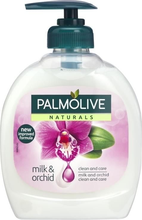 Palmolive Flydende Håndsæbe, Orchid, 300 ml