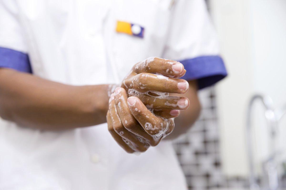 Tork S1 Premium Hånddesinfektion, alcogel 80%, 1 L