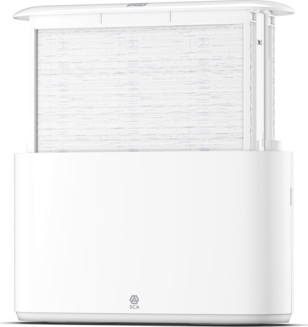 Tork H2 Dispenser Håndklædeark, bord, hvid