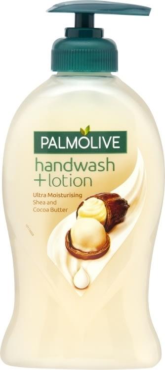 Palmolive Håndsæbe+Lotion Shea & Cocoa, 250 ml