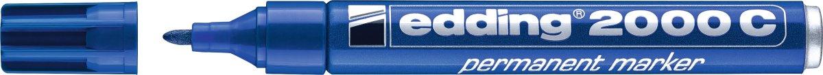 Edding 2000C, blå