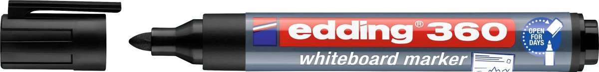Edding 360 whiteboard marker, sort