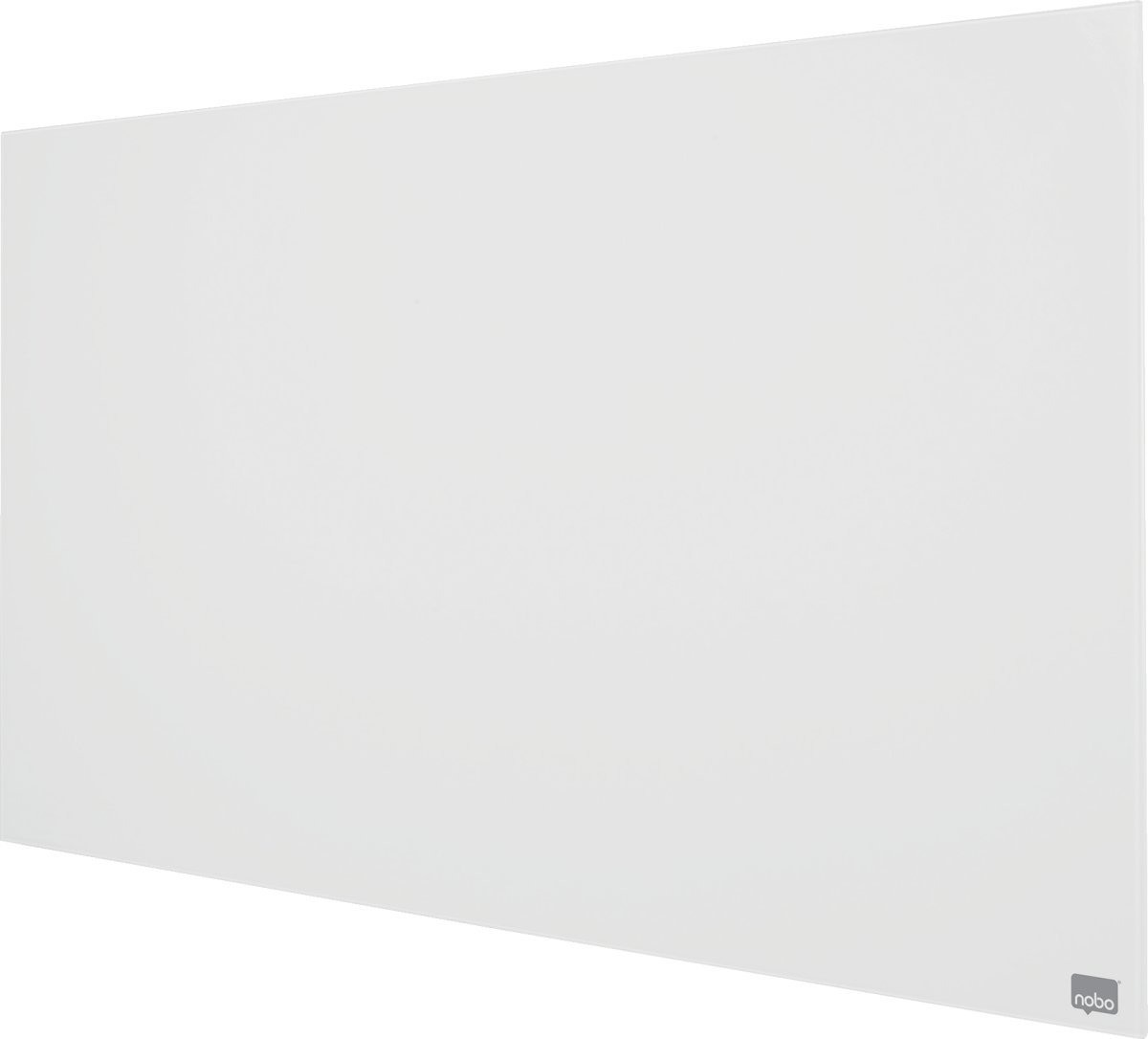 """Nobo Diamond Widescreen hvid glastavle, 45"""""""